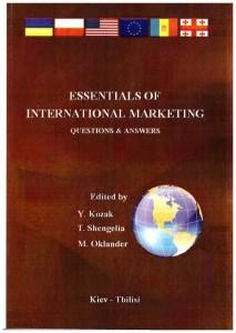 monografia_ International marketing